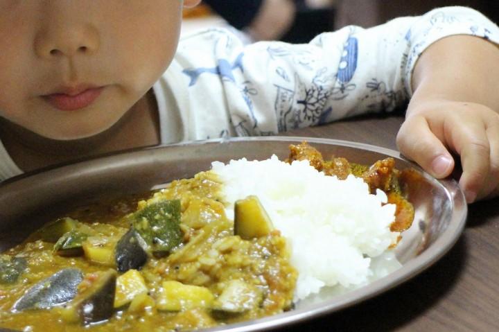 子どもでも食べれるスパイスカレー_スパイスのガネーシャ