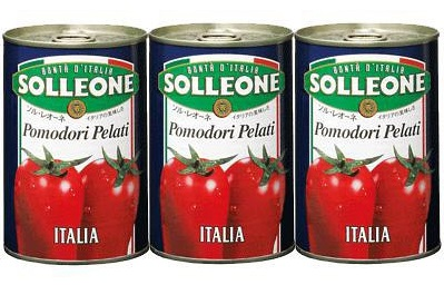 インドカレーにお勧めのトマト缶